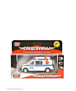 Технопарк | Микроавтобус Полиция
