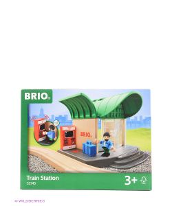 Brio | Игровой Набор Билет. Автоматом Раздвижными Дверями