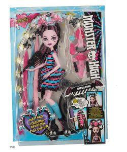 Monster High | Стильные Прически Дракулауры
