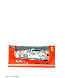 XQ | Машина Ferrari F430 Challenge
