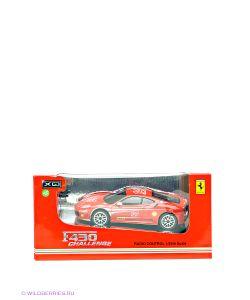 XQ   Машина Ferrari F430 Challenge