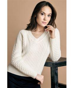 Welldress | Пуловер Вязаный