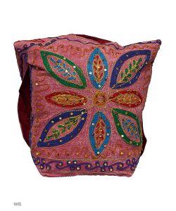 Indira | Сумка Хлопковая Indian Flower