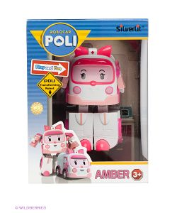 POLI | Игрушка Эмбер Трансформер