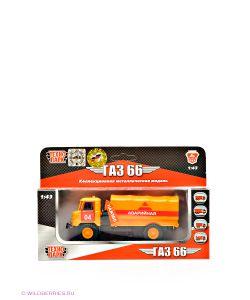 Технопарк | Машина Газ 66 Аварийная