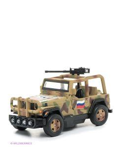 Технопарк | Машина Военный Внедорожник