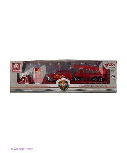 S-S | Пожарная Команда Набор Мет Машин