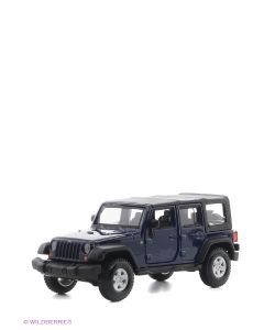 Bburago | 132 Bb Машина Jeep Wrangler Unlimited Rubicon Металл.