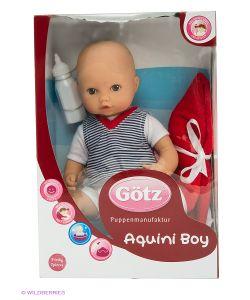 GOTZ   Кукла Аквинимальчик