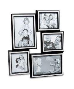 Bellezza casa   Фоторамка Настенна Семейна Истори На 5 Фото