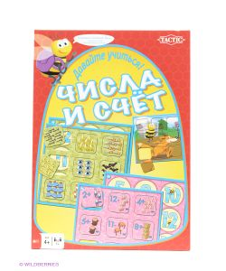 Tactic Games | Настольна Игра Учим Цифры