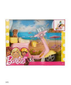 Barbie   Мопед