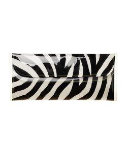 MORECOLOR | Клатч L Zebra