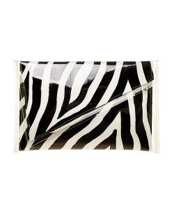 MORECOLOR | Клатч M Zebra