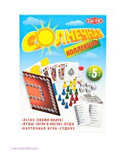 Tactic Games | Настольна Игра Солнечна Коллекци