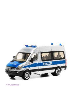 SIKU | Полицейский Микроавтобус.