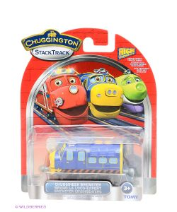 Chuggington | Паровозик Брюстер-Инженер