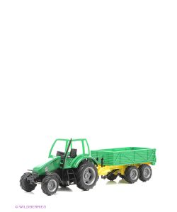 Технопарк | Трактор С Прицепом