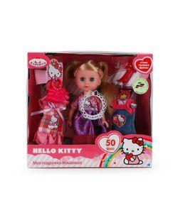Карапуз | Кукла Hello Kitty. Машенька