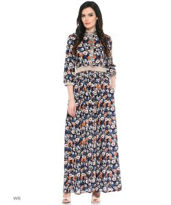 MeiLLer | Платьеи Из Вискозы