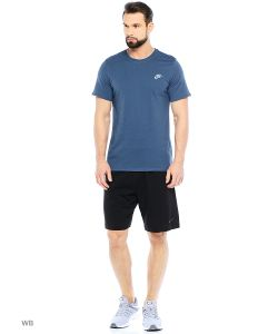 Nike | Шорты M Nk Short Dri-Fit Cotton