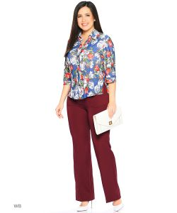 Dorothy's Нome   Блузка Модель Тюльпаны