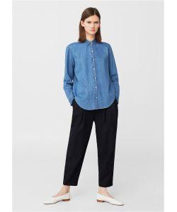 Mango | Рубашка Cotton