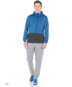 Adidas | Джемпер Lissom Ho Fl Jk Uniblu/Utiblk