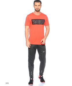 Nike | Футболка M Nk Dry Tee Db Swoosh Perf
