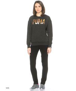 Puma | Свитшот Style Foil Crew Sweat W
