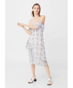 Mango | Платье Florada