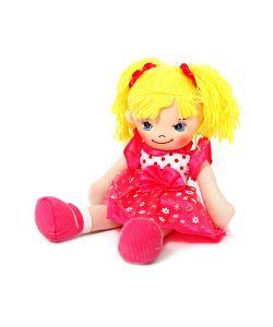 Lapa House | Кукла Плюш Настенька 40 Сантиметров.