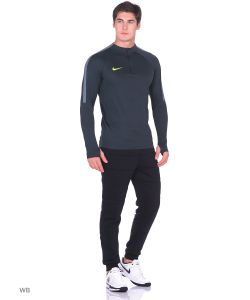 Nike | Лонгслив M Nk Sqd Dril Top