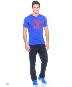 Nike | Футболка Fcb M Nk Dry Tee 2 Crest