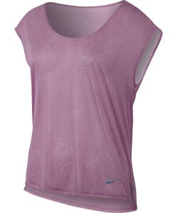 Nike | Топ W Nk Brthe Top Ss Cool