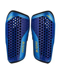 MITRE | Щитки Футбольные Aircell Carbon Slip Без Голеностопа