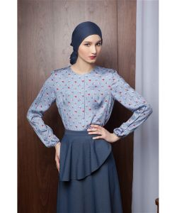 Bella Kareema | Блуза Базовая С Планкой