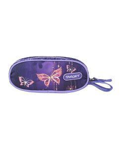 Target   Пенал Овальный Золота Бабочка