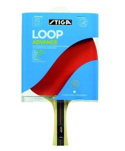 Stiga | Ракетка Дл Настольного Тенниса Loop Advance Wrb Ittf 1788-01