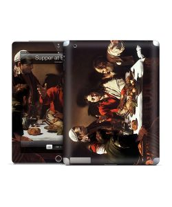 Gelaskins | Наклейка Дл Ipad 234 Supper At Emmaus-Caravaggio