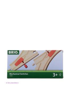 Brio | Ж/Д Полотно С Переключателем Направления Длина 144См 2Дет.В Наб.