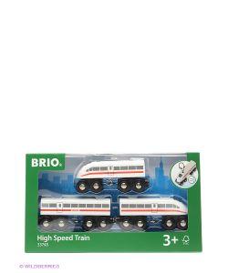 Brio | Пассажирский Поезд-Экспресс Со Звуком 33748