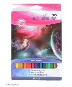 Koh-i-Noor | Набор Карандашей Космос 36 Цветов