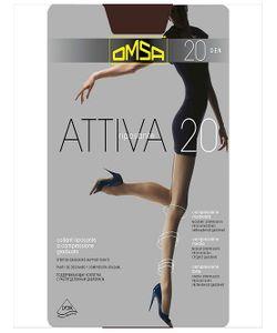 Omsa | Attiva 20 Camoscio 2