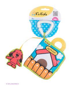 K'S Kids | Книжка-Игрушка Первая Книжка