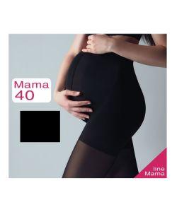 Giulia | Колготки Для Беременных Классика Модель Mama 40