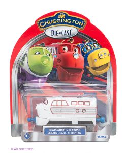 Chuggington | Паровозик Чезворт