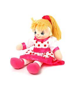 Lapa House | Кукла Плюш Иринка 30 Сантиметров.