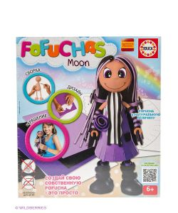 Educa | Кукла Набор Для Творчества Fofucha Мун
