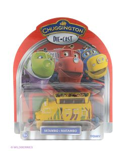 Chuggington | Паровозик Мтамбо